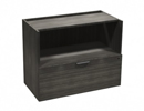 388 Open Lateral File Cabinets without Top