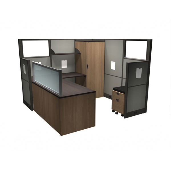 Layout 17 - Cubicle