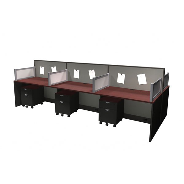 Layout 18 - Linear bench